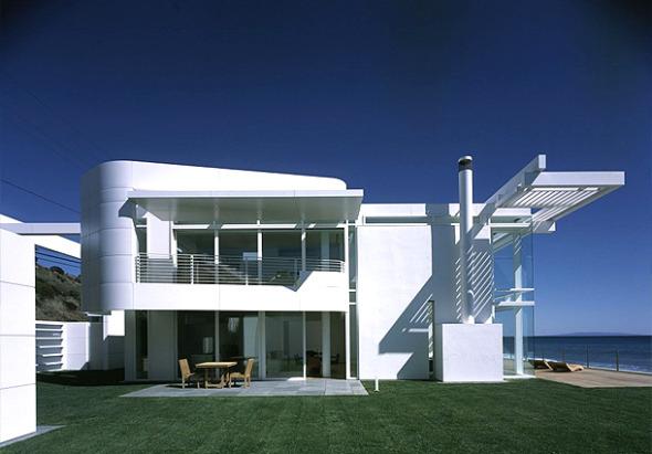 Vivienda diseñada por Richard Meier