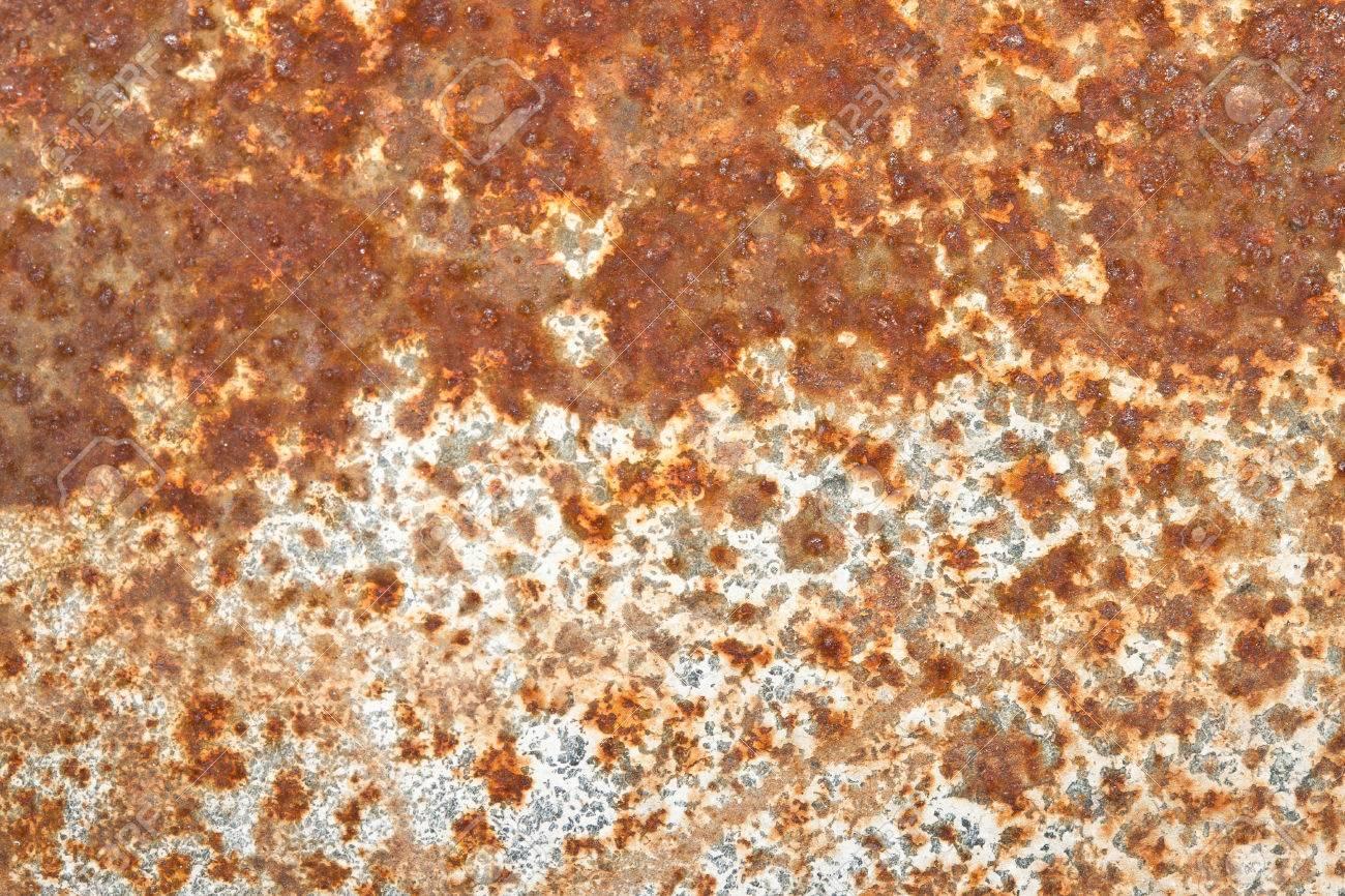 Imagen corrosión acero