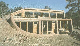esquema vivienda bioclimatica