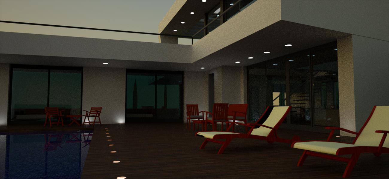 proyecto vivienda alicante vista 2