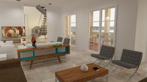 salón comedor interior vivienda