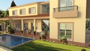 vivienda estilo clasico
