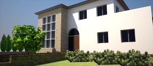 proyecto de vivienda acceso