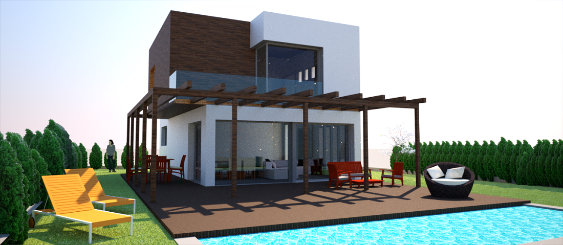Arquestil proyecto vivienda o1 2 - Arquitectura e ingenieria ...