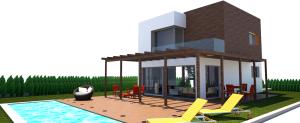 proyecto de vivienda contemporanea