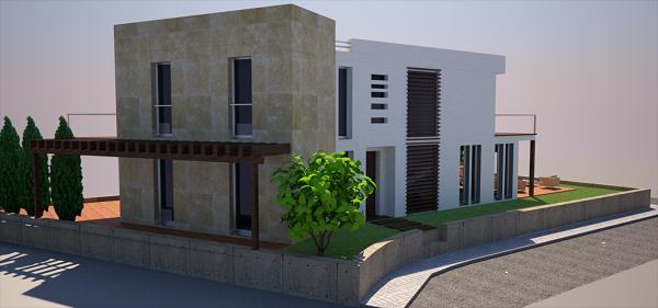 proyecto vivienda en valencia