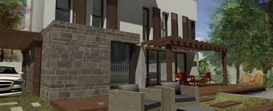 Proyecto vivienda unifamiliar en Torrent