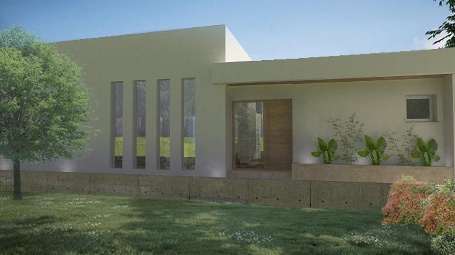 Diseño de vivienda en Alicante