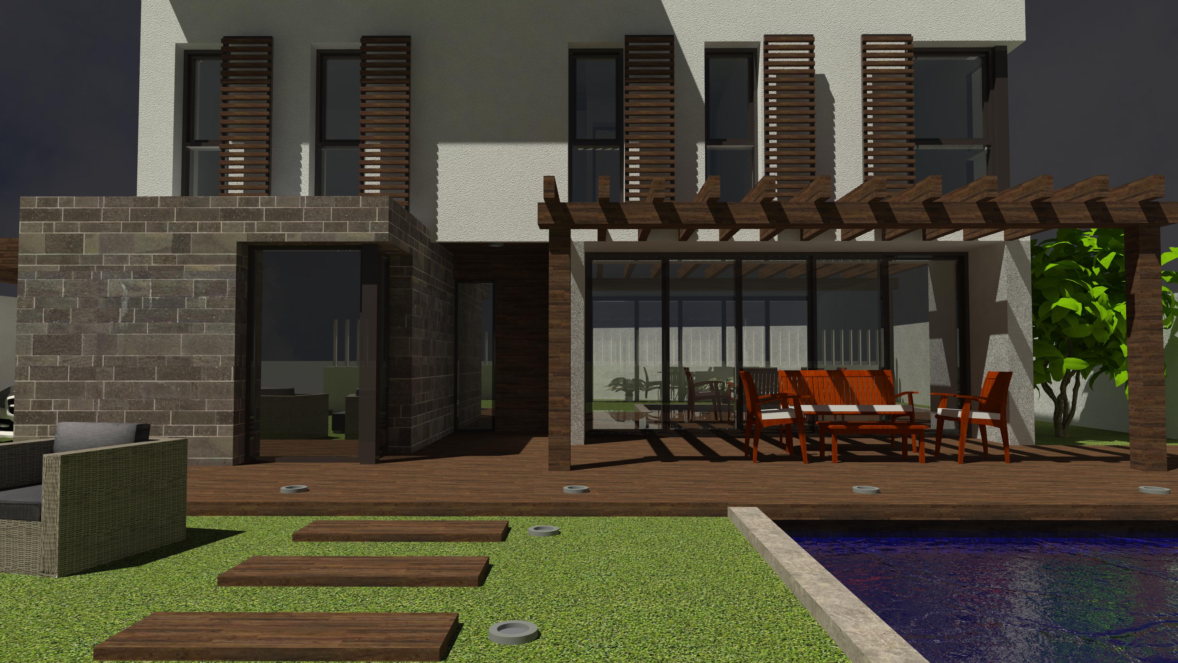 proyecto vivienda arquitecto valencia