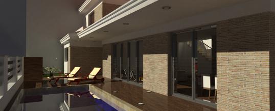 Arquitecto, Proyecto vivienda