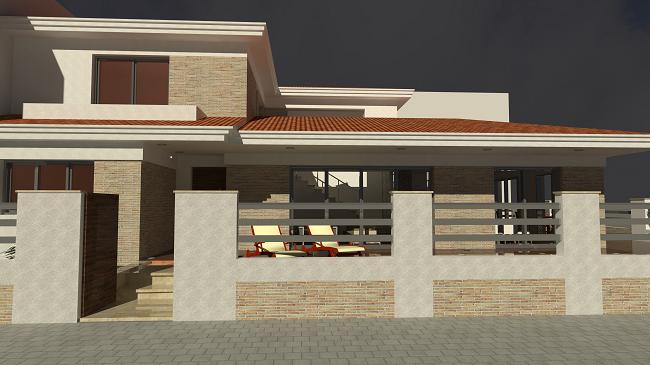 proyecto arquitecto vivienda