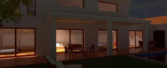 Arquitecto. Proyecto de Vivienda en Cuenca