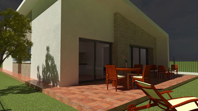 arquitecto proyecto vivienda