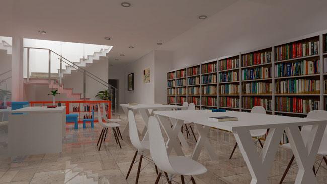 proyecto centro. arquitecto valencia