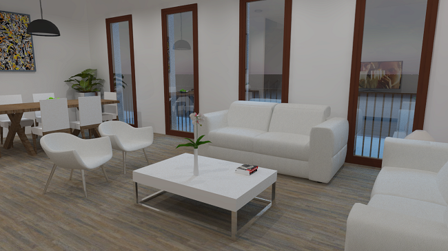 proyecto arquitectura interior