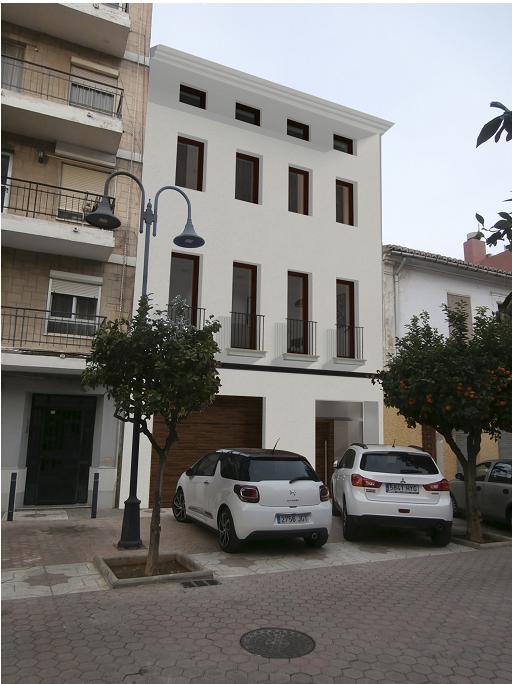 proyecto vivienda casco urbano