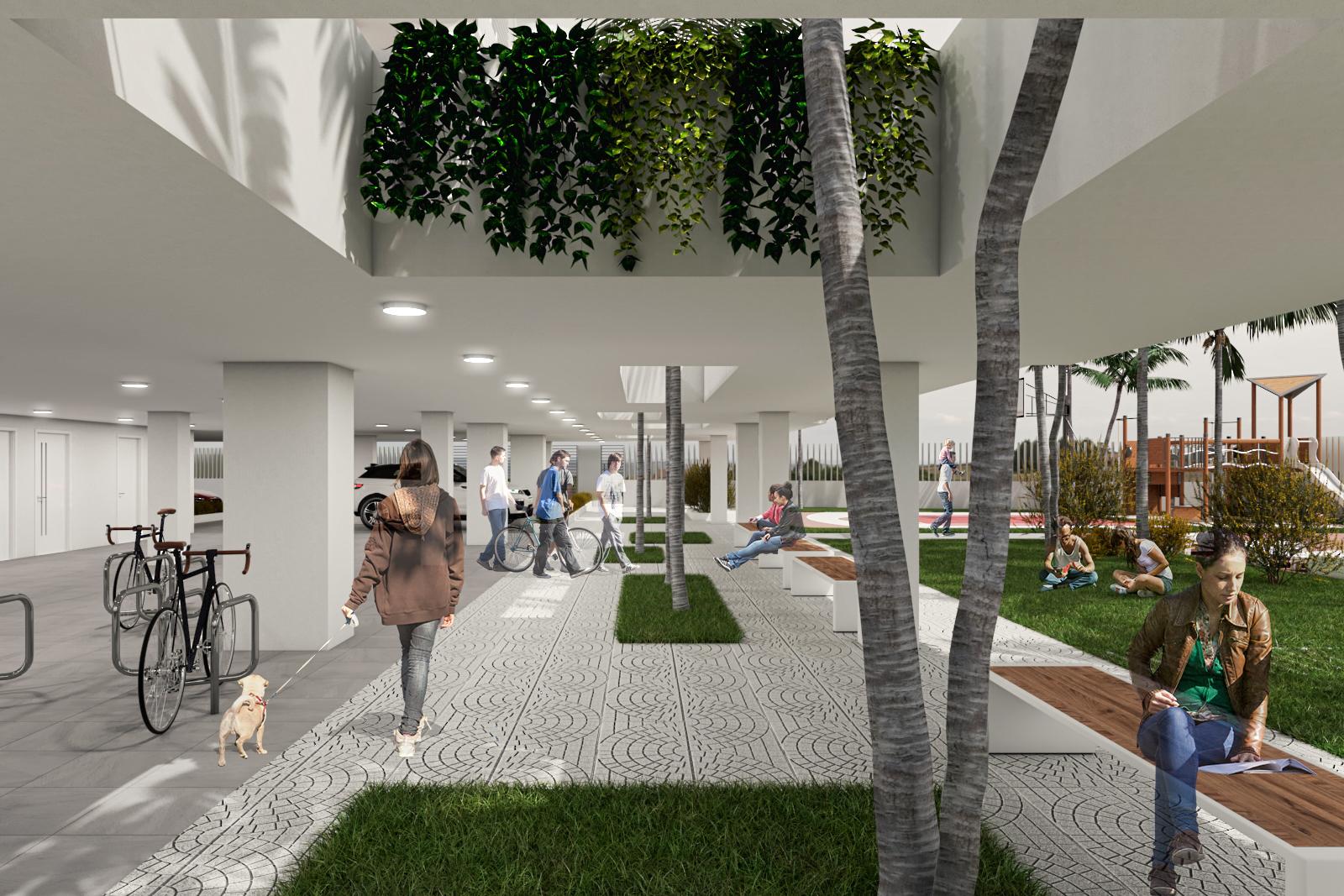 proyecto edificio de viviendas