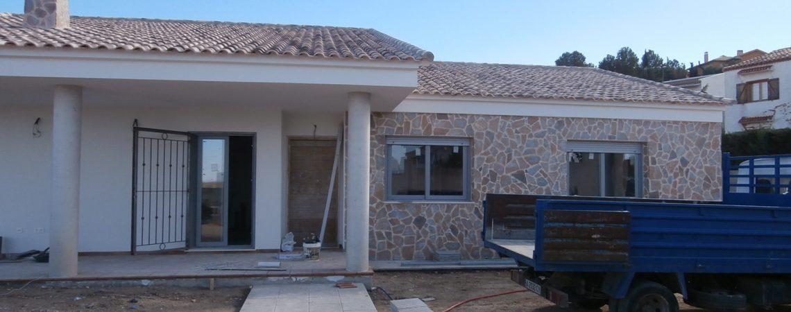 proyecto vivienda en Murcia