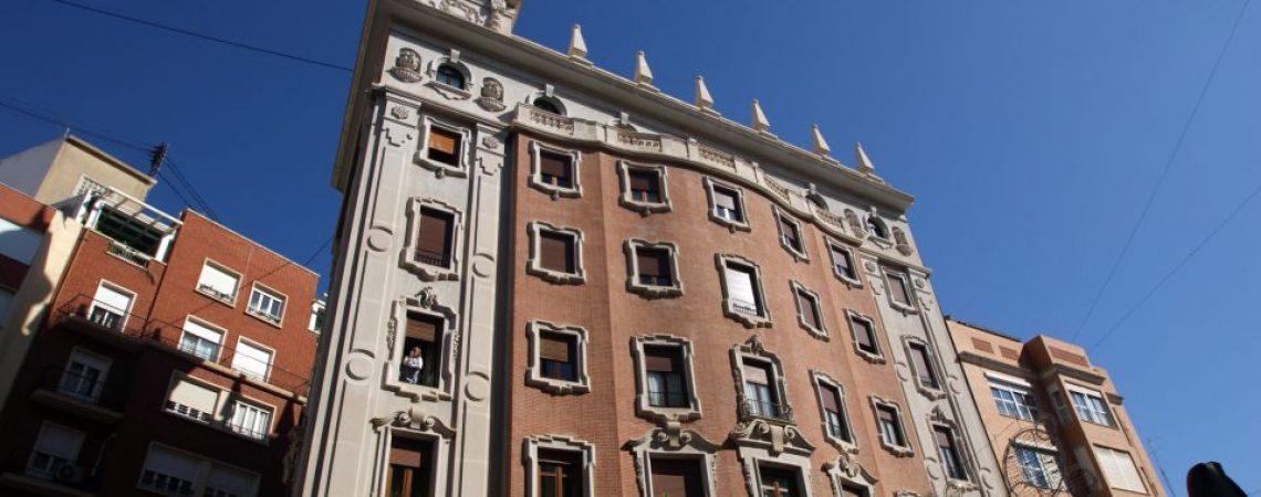 Edificio en Valencia