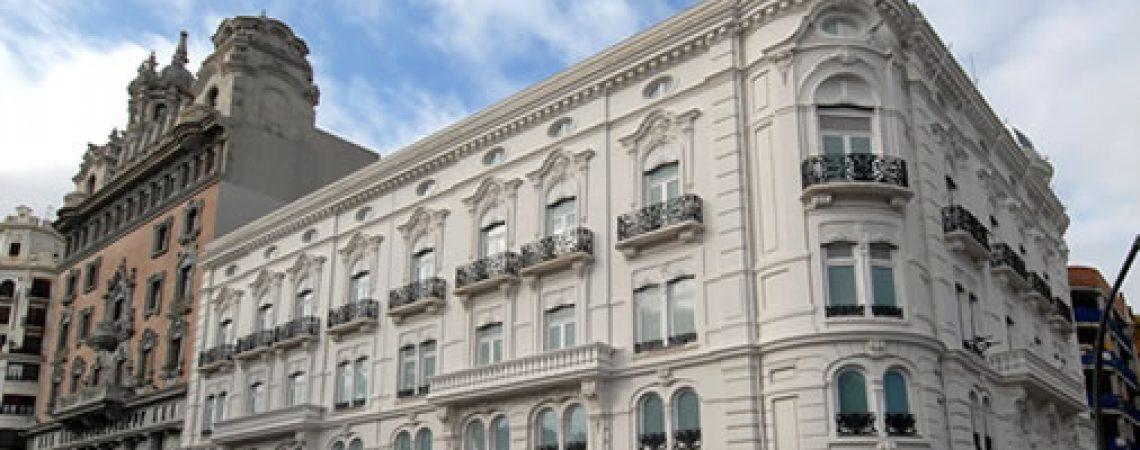 Informe evaluación edificios